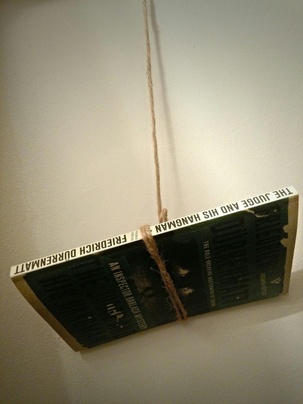 Judge and His Hangman - Friedrich Durrenmatt - book review - Hits the Fan 3