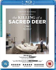 killing of a sacred deer blu-ray