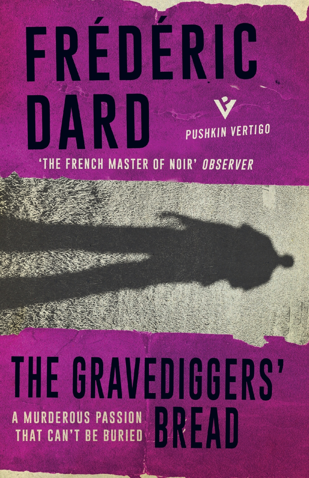 The Gravediggers Bread Frederic Dard Pushkin Vertigo book cover