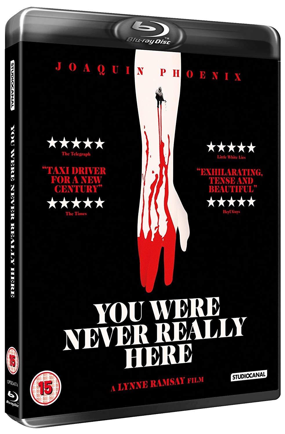 you were never really here blu-ray box
