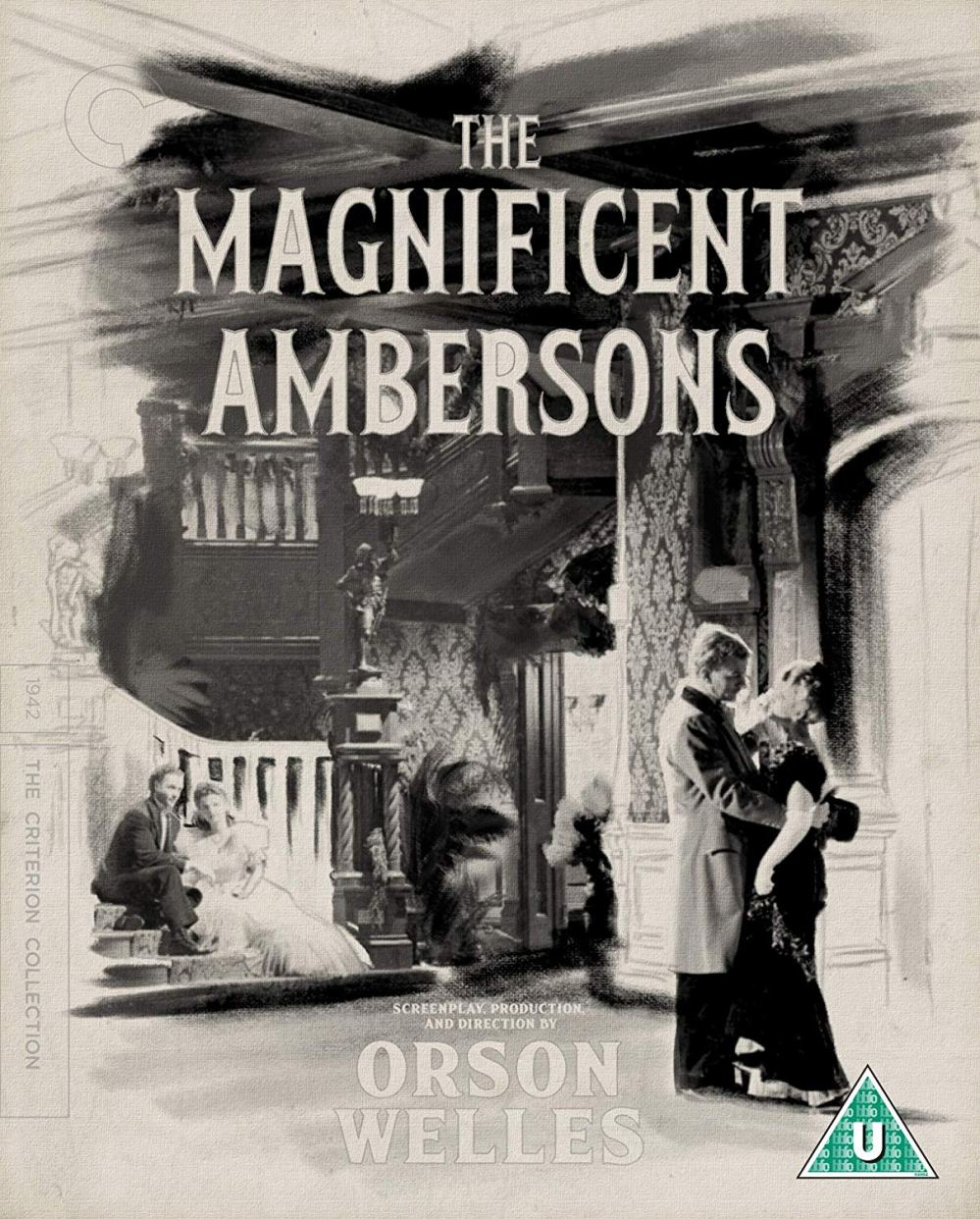 magnificent ambersons blu-ray