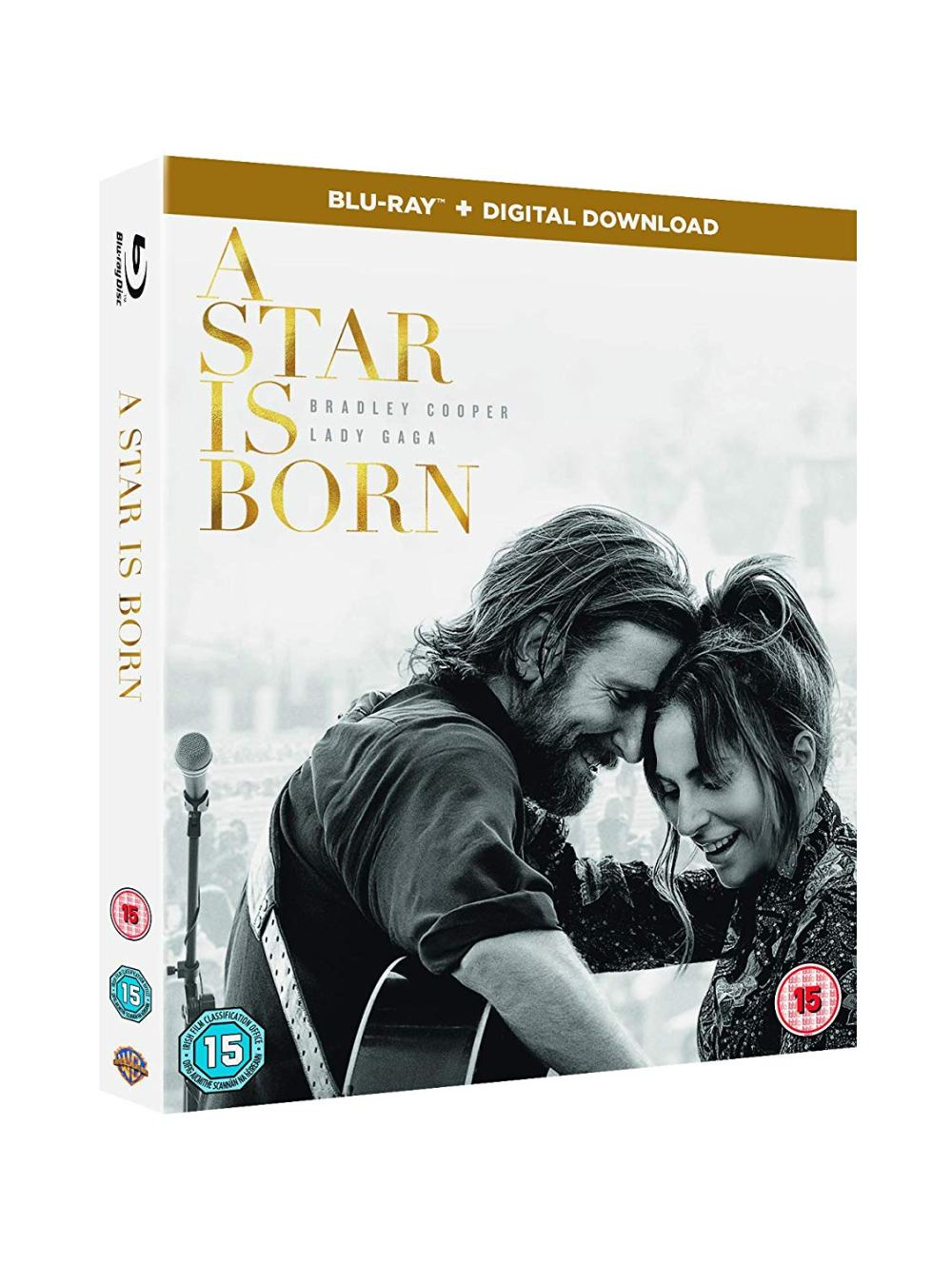 a star is born blu-ray 2